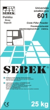 SEBEK 601 Crete Filler Powder